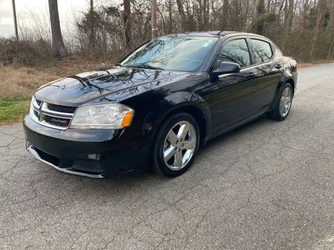 2014 Dodge Avenger for sale at Speed Auto Mall in Greensboro NC