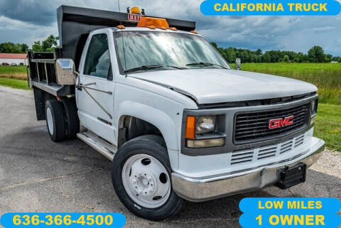 1994 GMC Sierra 3500 for sale at Fruendly Auto Source in Moscow Mills MO