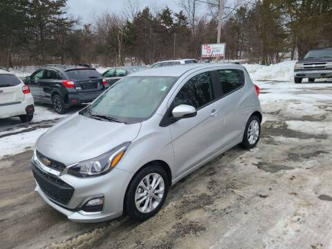 2020 Chevrolet Spark for sale at B & B GARAGE LLC in Catskill NY