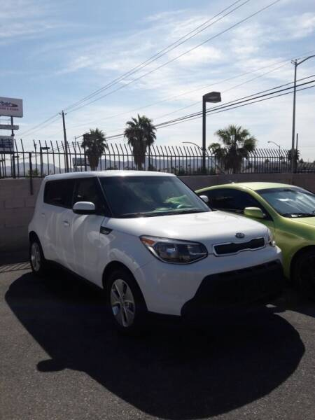 2014 Kia Soul for sale at HAVANA AUTO SALES in Las Vegas NV