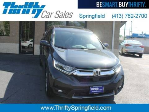 2018 Honda CR-V for sale at Thrifty Car Sales Springfield in Springfield MA