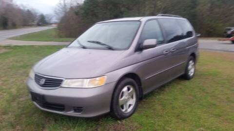 1999 Honda Odyssey for sale at MUSCLECARDEALS.COM LLC in White Bluff TN