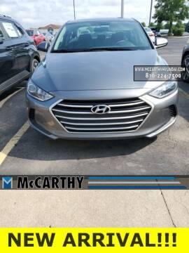 2018 Hyundai Elantra for sale at Mr. KC Cars - McCarthy Hyundai in Blue Springs MO