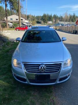 2006 Volkswagen Passat for sale at Road Star Auto Sales in Puyallup WA