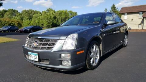 2011 Cadillac STS for sale at Shores Auto in Lakeland Shores MN