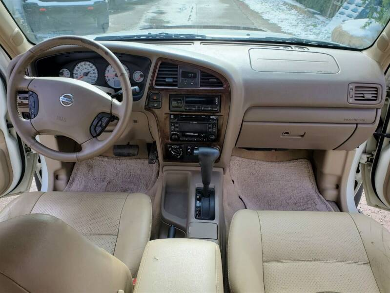 2002 Nissan Pathfinder LE 4WD 4dr SUV - Ankeny IA