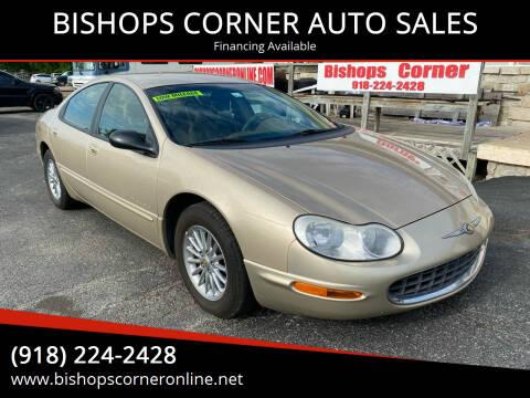 2000 Chrysler Concorde for sale at BISHOPS CORNER AUTO SALES in Sapulpa OK