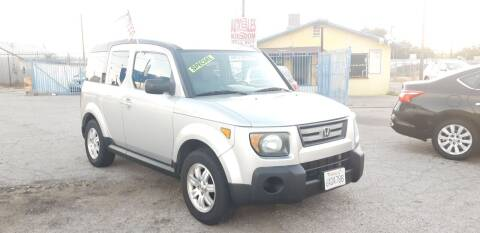 2007 Honda Element for sale at Autosales Kingdom in Lancaster CA