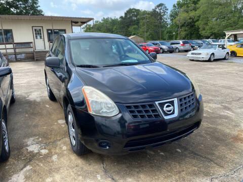 2009 Nissan Rogue for sale at Port City Auto Sales in Baton Rouge LA