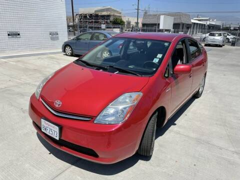 2007 Toyota Prius for sale at Hunter's Auto Inc in North Hollywood CA