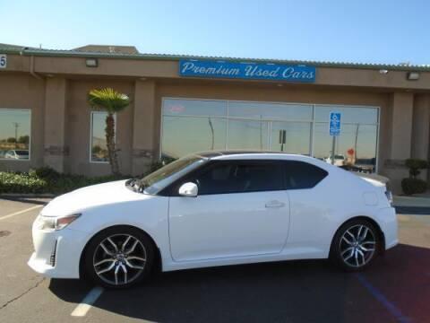 2014 Scion tC for sale at Family Auto Sales in Victorville CA