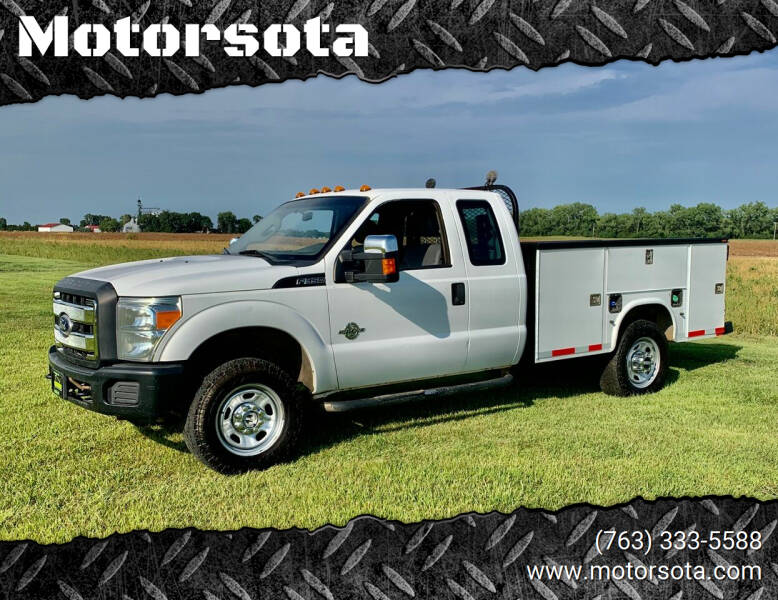 2012 Ford F-350 Super Duty for sale at Motorsota in Becker MN