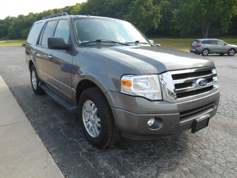 2011 Ford Expedition for sale at Maczuk Automotive Group in Hermann MO