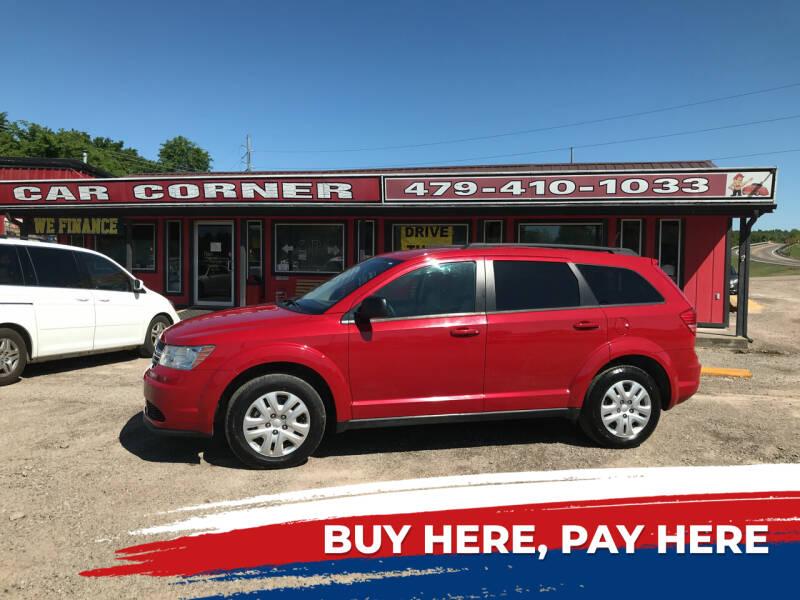 2018 Dodge Journey for sale at CAR CORNER in Van Buren AR