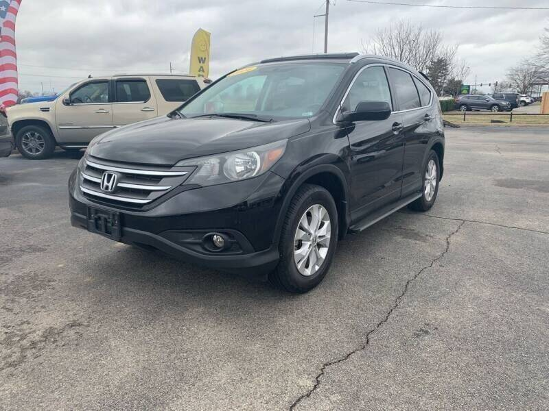 2014 Honda CR-V for sale at Bagwell Motors in Lowell AR