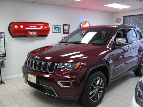 2017 Jeep Grand Cherokee for sale at Kens Auto Sales in Holyoke MA