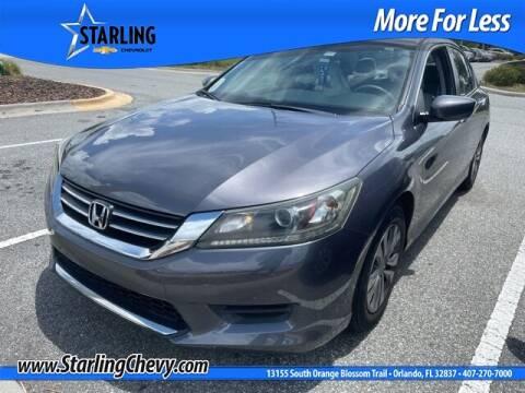 2015 Honda Accord for sale at Pedro @ Starling Chevrolet in Orlando FL