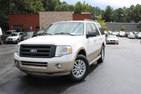 2011 Ford Expedition for sale at Atlanta Unique Auto Sales in Norcross GA