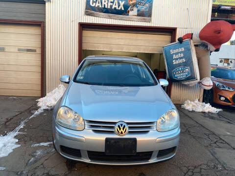 2007 Volkswagen Rabbit for sale at Sanaa Auto Sales LLC in Denver CO