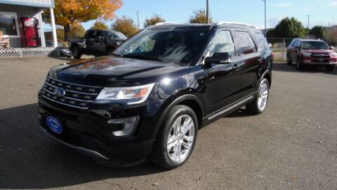 2017 Ford Explorer for sale at Steve Johnson Auto World in West Jefferson NC
