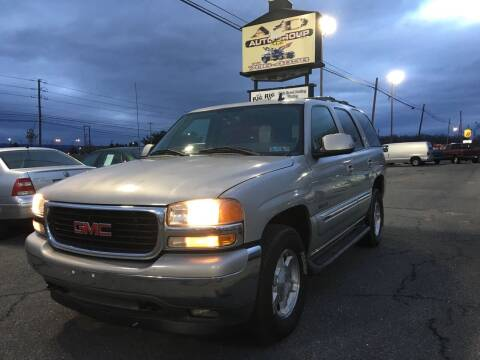2006 GMC Yukon for sale at A & D Auto Group LLC in Carlisle PA
