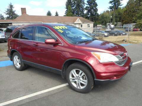 2010 Honda CR-V for sale at Lino's Autos Inc in Vancouver WA
