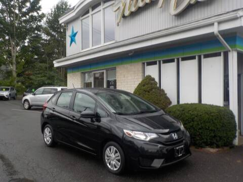 2015 Honda Fit for sale at Nicky D's in Easthampton MA