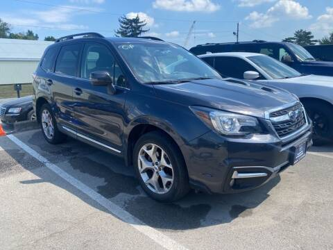 2018 Subaru Forester for sale at Coast to Coast Imports in Fishers IN