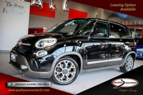 2014 FIAT 500L for sale at Quality Auto Center of Springfield in Springfield NJ