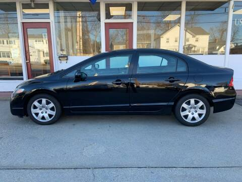 2011 Honda Civic for sale at O'Connell Motors in Framingham MA