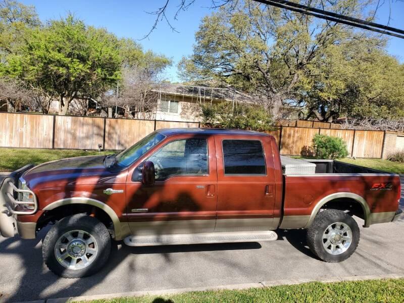 2005 Ford F-250 Super Duty for sale at Progressive Auto Plex in San Antonio TX