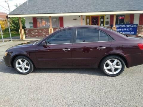 2006 Hyundai Sonata for sale at MK MOTORS in Marysville WA
