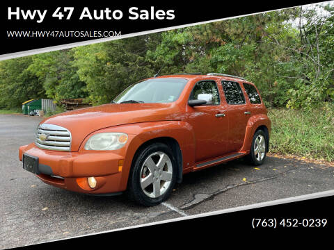 2006 Chevrolet HHR for sale at Hwy 47 Auto Sales in Saint Francis MN