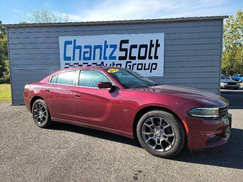 2018 Dodge Charger for sale at Chantz Scott Kia in Kingsport TN