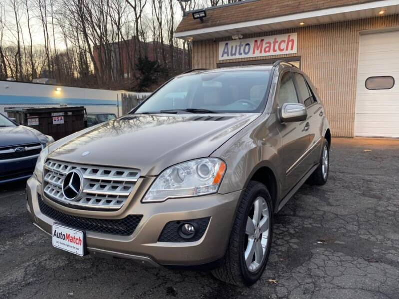 2009 Mercedes-Benz M-Class for sale at Auto Match in Waterbury CT