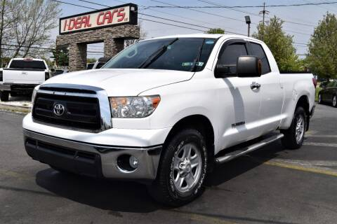 2012 Toyota Tundra for sale at I-DEAL CARS in Camp Hill PA