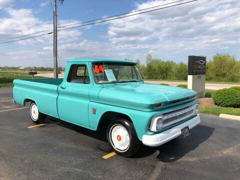 1964 Chevrolet C/K 10 Series for sale at Fox Valley Motorworks in Lake In The Hills IL