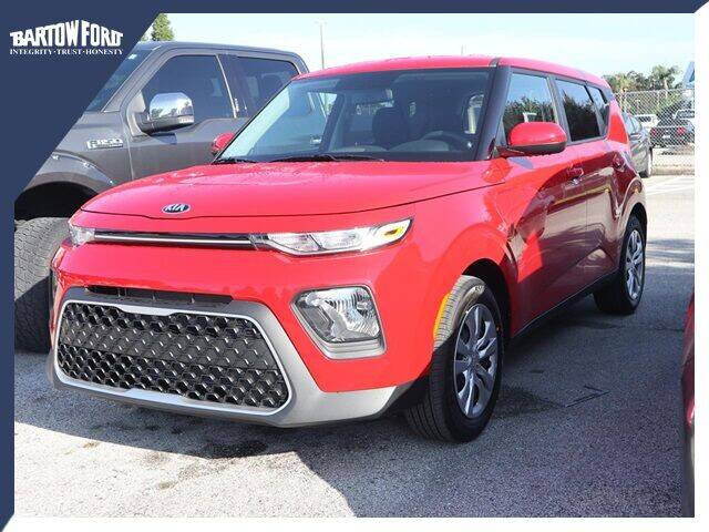 2021 Kia Soul for sale at BARTOW FORD CO. in Bartow FL