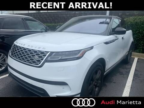 2019 Land Rover Range Rover Velar for sale at CU Carfinders in Norcross GA