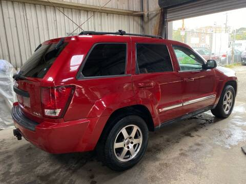 2009 Jeep Grand Cherokee for sale at Philadelphia Public Auto Auction in Philadelphia PA