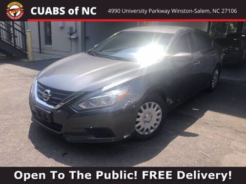 2018 Nissan Altima for sale at Summit Credit Union Auto Buying Service in Winston Salem NC