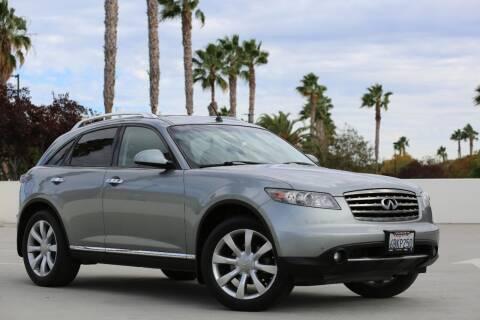 2008 Infiniti FX35 for sale at Car Hero LLC in Santa Clara CA
