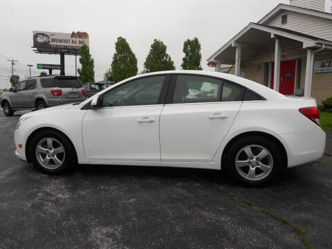 2016 Chevrolet Cruze Limited for sale at Ace Motors in Saint Charles MO