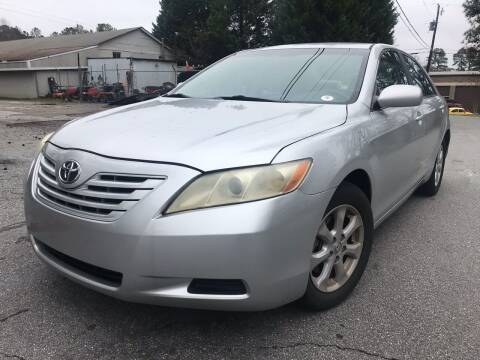 2009 Toyota Camry for sale at ATLANTA AUTO WAY in Duluth GA