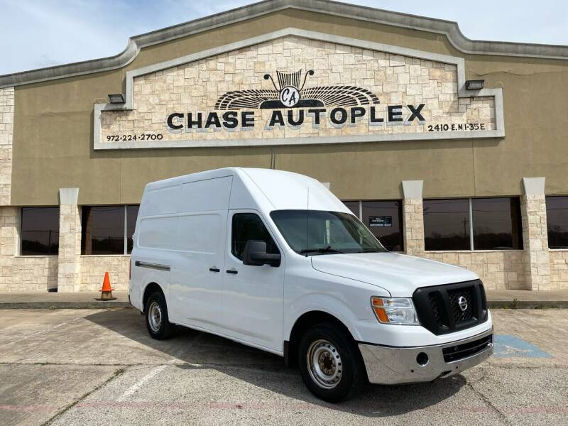 2017 Nissan NV Cargo for sale in Lancaster, TX