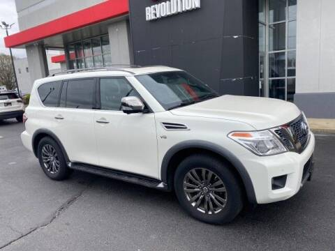 2018 Nissan Armada for sale at Car Revolution in Maple Shade NJ