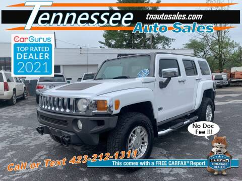 2007 HUMMER H3 for sale at Tennessee Auto Sales in Elizabethton TN