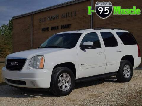 2010 GMC Yukon for sale at I-95 Muscle in Hope Mills NC