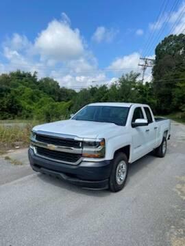 2017 Chevrolet Silverado 1500 for sale at Dependable Motors in Lenoir City TN