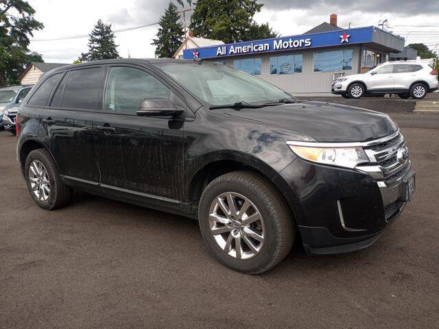 2013 Ford Edge for sale at All American Motors in Tacoma WA